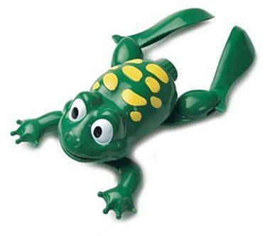 Swimming Frog Bath Toy by Liberty Imports