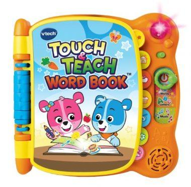 Touch and Teach Word Book by VTech