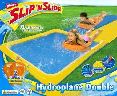 Slip N Slide Hydroplane Double With 2 Slide Boogies by Wham-o