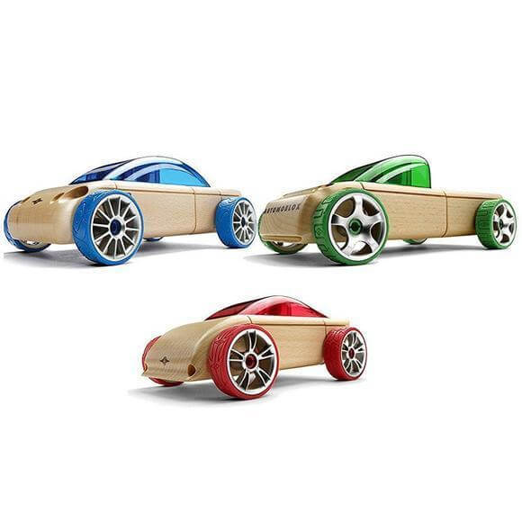 Automoblox 3-Pack