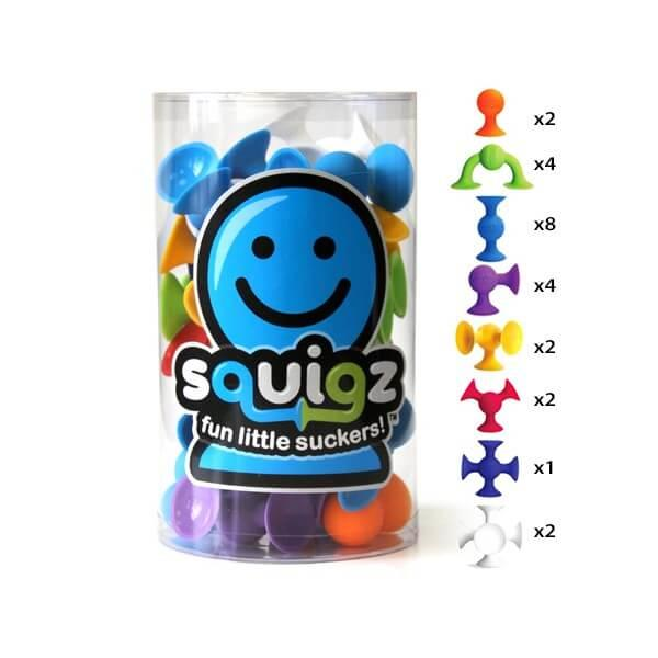 Our Top 3 Picks Squigz