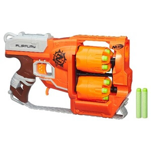 If you thought any of the previous nerf guns were good, you haven't seen  anything yet. This one is a champion nerf gun to rival all others.