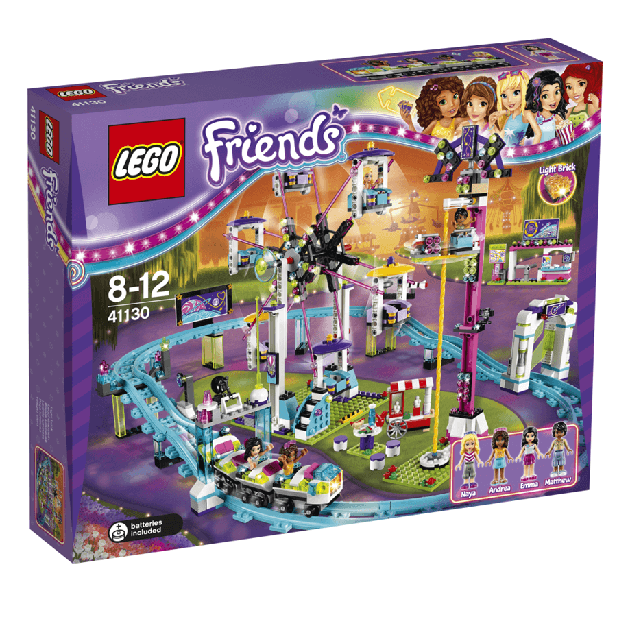 LEGO Friends Amusement Park