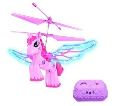 Pink Unicorn Helicopter