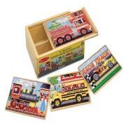 Melissa & Doug Vehicles 4-in-1