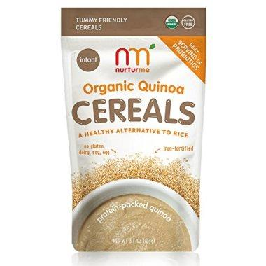 NuturMe Protein Infant Cereal