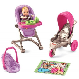 Fisher-Price Everything for Baby
