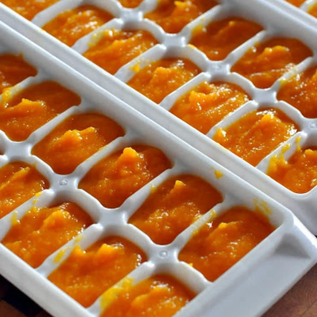 How Make Butternut Squash Baby Food