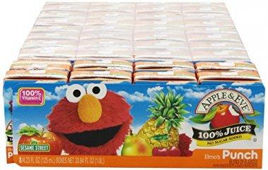 Apple & Eve Sesame Street Elmo's Punch