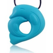 Blue Dolphin Silicone Necklace