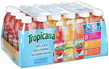 Tropicana 100% Juice 3-Flavor Fruit Blend