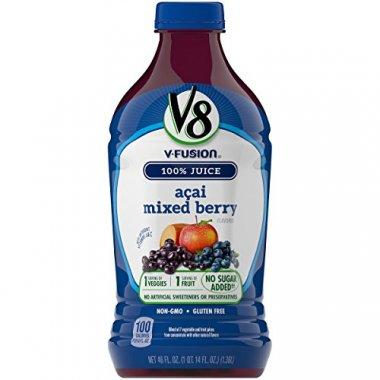 V8 V-Fusion, Acai Mixed Berry