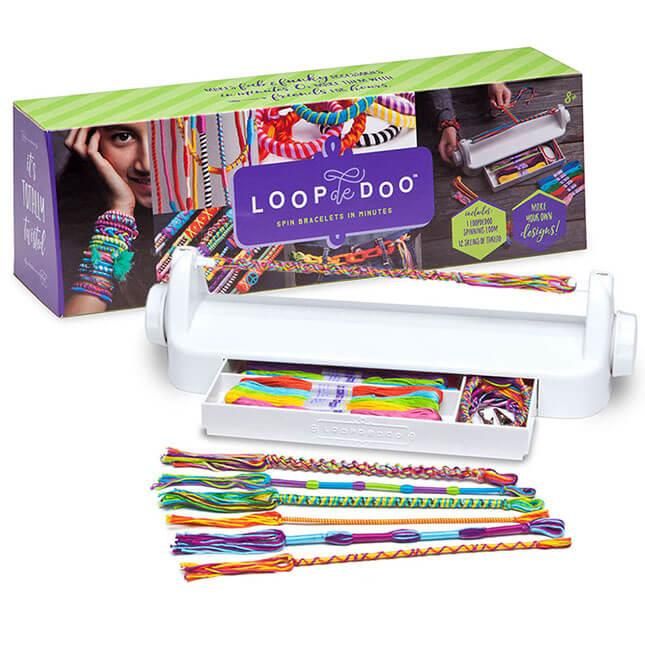Make A Friend Bracelet Loom