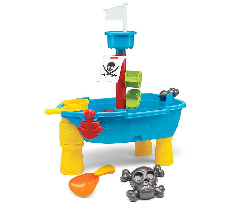 Pirate Ship Sand U0026 Water Table