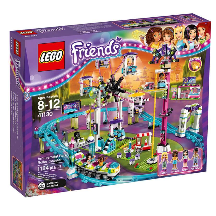 LEGO Friends – Amusement Park Roller Coaster