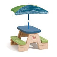 Sit and Play Picnic Table