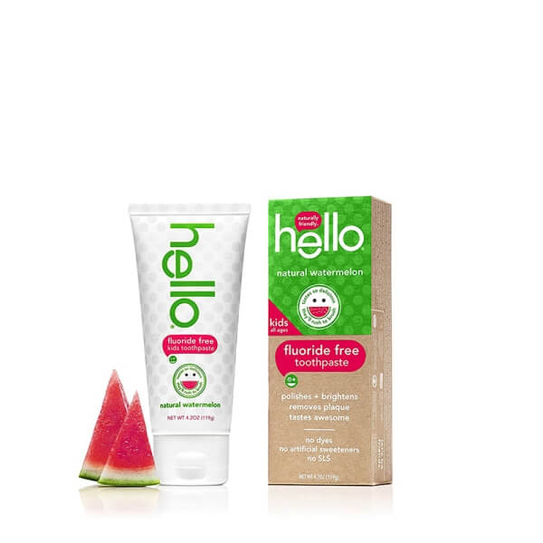 Hello Oral Care Natural Watermelon