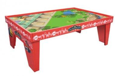 Chuggington Wooden Railway Playtable with Playboard
