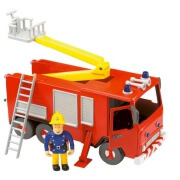 Born To Play Fire Engine & Figure