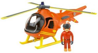 Mountain Rescue Helicopter with Tom