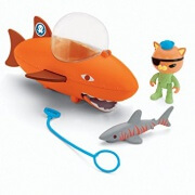 Fisher-Price Octonauts & Kwazii