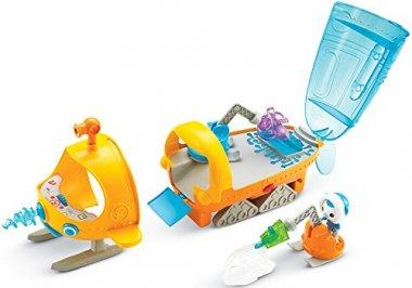 Fisher-Price Octonauts Gup-S Polar Exploration Vehicle