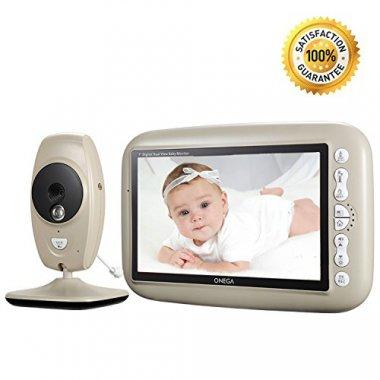 ONEGA Baby Monitor Wireless Video