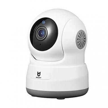 Wireless Camera, Utalent 720P HD Indoor WiFi Home Surveillance IP Camera with Motion, Pan/Tilt