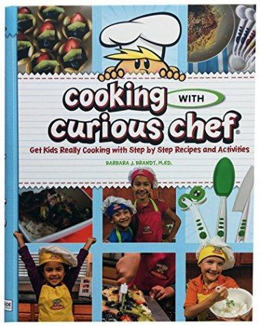 curious chef cook book