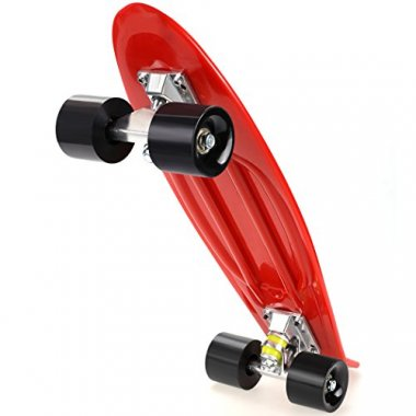 Ancheer Mini Cruiser Skateboard 22