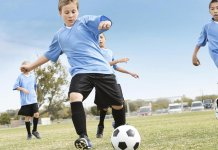 This page contains buying suggestions for soccer balls designed for children.