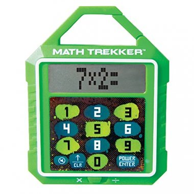 Educational Insights Math Trekker Grades 3+