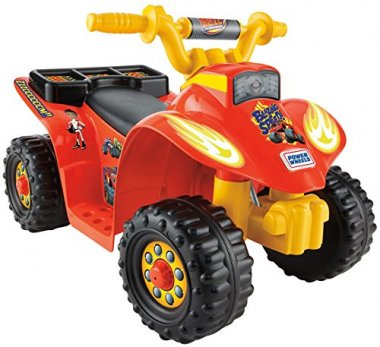 Nickelodeon Blaze & the Monster Machines Lil' Quad
