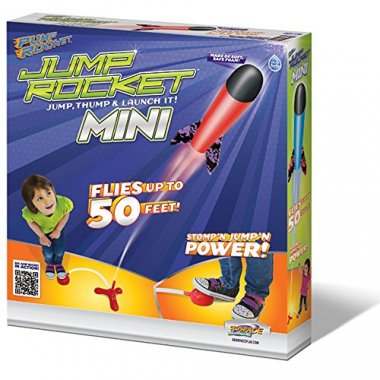 Geospace Jump Rocket MINI Set – Launcher with 3 Rockets