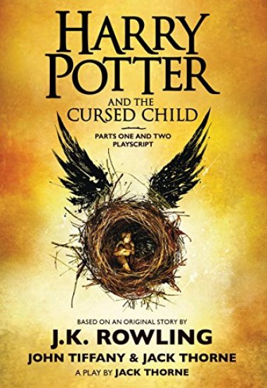 Cursed Child Harry Potter Book