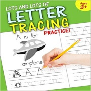 Lots of Letter Tracing Practice