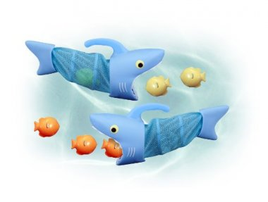 Sunny Patch Spark Shark Fish Hunt Game