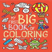 Little Bee My First Big Book of Coloring