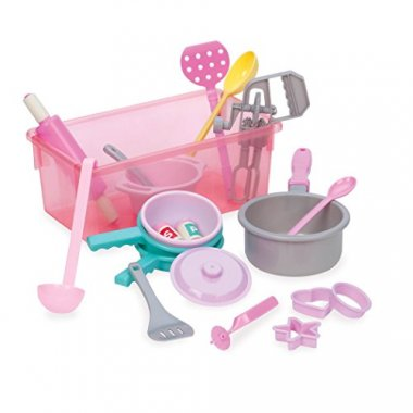 Play Circle Cookware Toy Playset