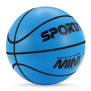 Small Blue Mini Basketball