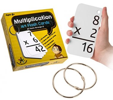 Star Education Multiplication Flash Cards
