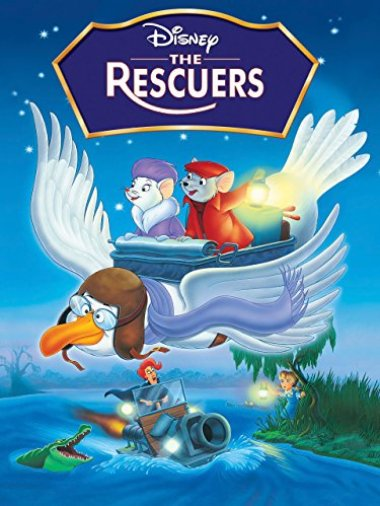 The Rescuers Movie