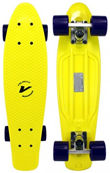 Velocity Boards PP Retro Cruiser Complete 22