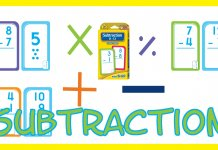 Check out our guide of the best math flash cards.