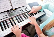 Listed here are the best pianos and keyboards for kids.