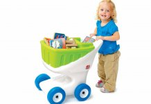 Check our guide of the best kids trolleys and childrens shopping cart sets available right now.