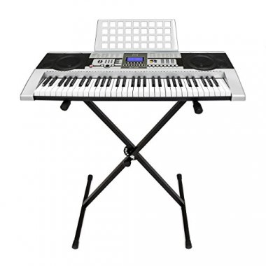 Best Choice Products 61 Keyboard With X Stand