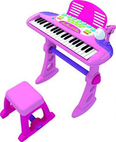 Childrens Toy Electronic Keyboard by Lennoxx
