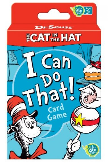 Dr seuss Card Game