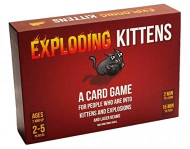 Esploding Kittens Card Game